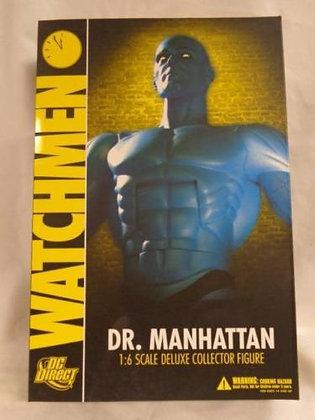 """DC Direct WATCHMEN DR MANHATTAN 13"""" figure BILLY CRUDUP"""