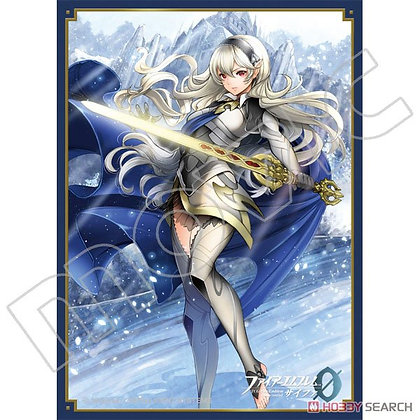 Fire Emblem 0 (Cipher) Mat Card Sleeve [Kamui (Woman)] (No.FE76) (Card Sleeve)