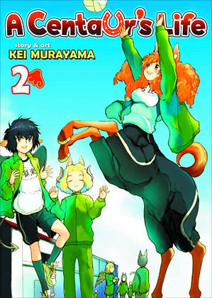 A CENTAUR'S LIFE GN VOL 1,2 ,3,4,5,6,7,8,9,10,11 ST. MARTINS English Manga