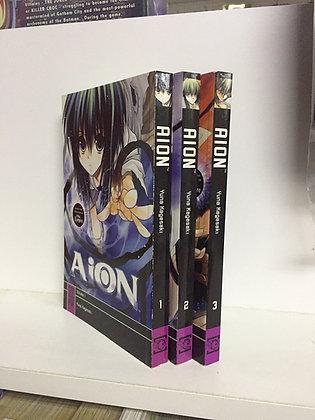 AION GN Vol. 1,2, 3 Manga ( Books)   TOKYOPOP (W/A/CA) Yuna Kagesaki