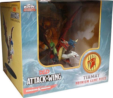 D&D Dungeons Dragons Attack Wing Premium Miniature Game Piece Tiamat