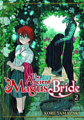 ANCIENT MAGUS BRIDE GN VOL 2,4,5,6,7,8,9,10,11 COMICS MANGA