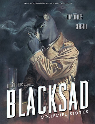 BLACKSAD COLLECTED STORIES TP VOL 1  DARK HORSE COMICS