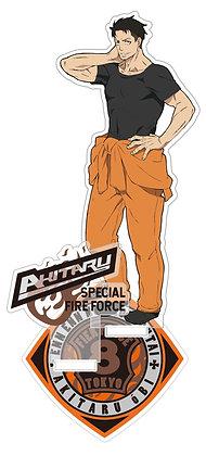 """Fire Force"" Acrylic Stand Akitaru Obi"