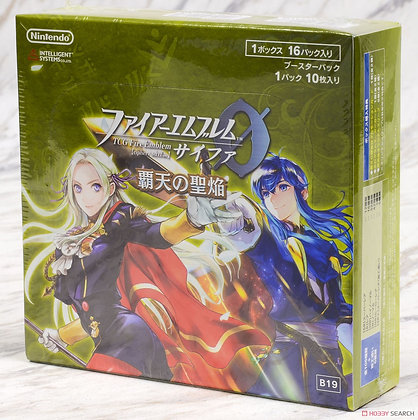 "Sealed Booster Box (16 booster packs) ""Fire Emblem Cipher"" Booster Haten no Seie"