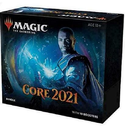 Magic The Gathering Magic Core Set 2021 M21  Bundle Fat Pack
