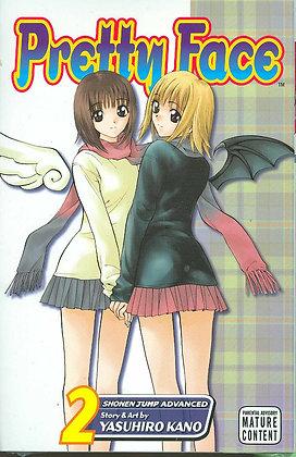PRETTY FACE TP VOL 2 , 4 manga