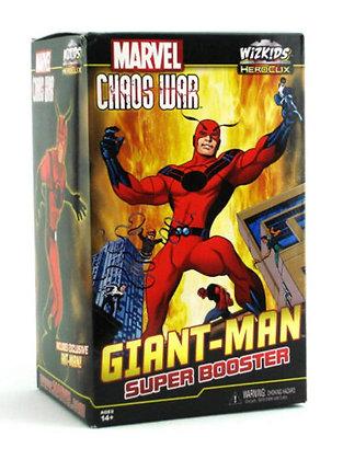 Marvel Heroclix Chaos War Giant-Man Super Booster