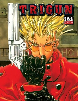 BIG EYES SMALL MOUTH TRIGUN D20 HC (C: 0-1-2) GUARDIANS OF ORDER This techno-we