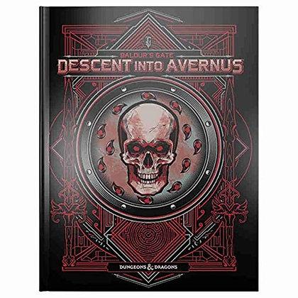 Baldur's Gate: Descent Into Avernus Alternate Cover (Dungeons and Dragons) HC