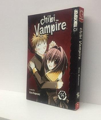 Chibi Vampire, Vol. 14 Manga Paperback – September 29, 2009  byYuna Kagesaki