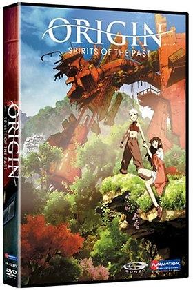 Origin - Spirits of the Past: The Movie