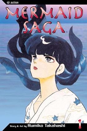 Mermaid Saga, Vol. 1 Manga – July 14, 2004 by Rumiko Takahashi  (Author, Ill