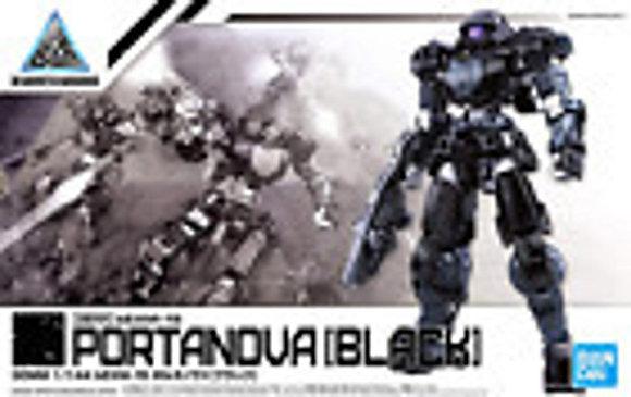 30 MINUTE MISSION 20 BEXM-15 PORTANOVA BLACK MDL KIT (Net) BANDAI HOBBY