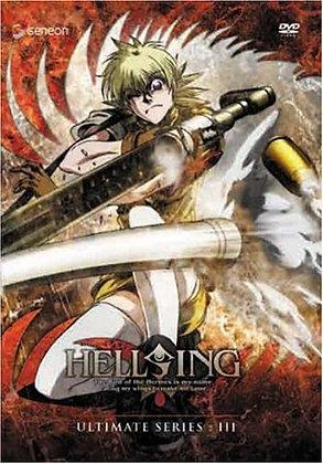 Hellsing Ultimate Volume 3 DVD  Hellsing Ultimate(Actor),Tomokazu Tokoro(Dire