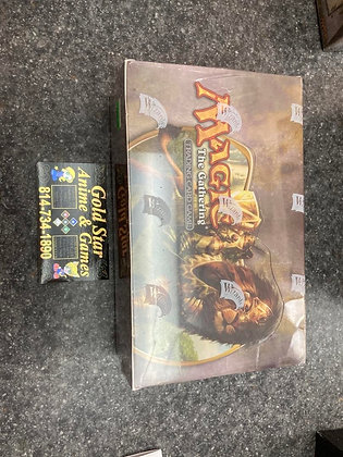 Sealed Booster Box of 36 Packs Magic The Gathering Shards of Alara