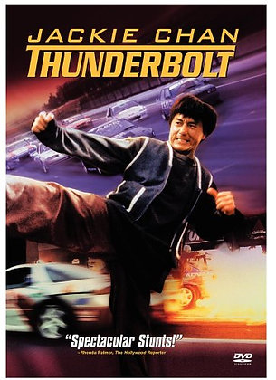 Thunderbolt (DVD), NEW & SEALED STARRING JACKIE CHAN