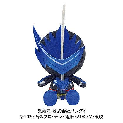 """Bandai """"Kamen Rider Saber"""" Chibi Plush Kamen Rider Blades"""