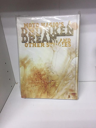 A Drunken Dream & Other Stories Hardcover – October 12, 2010 by Moto Hagio