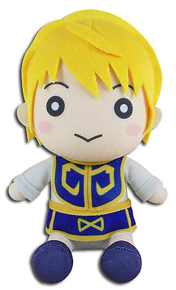 HUNTER X HUNTER - CURAPIKA SITTING POSE PLUSH