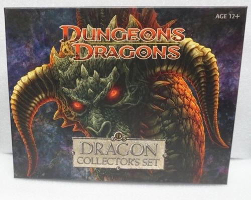 Dungeons & Dragons Miniature: Dragon Collector's Set