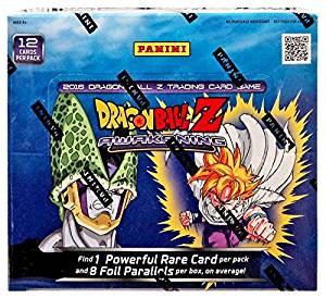 DBZ Awakening Booster Box - 2016 Panini Dragonball Z TCG Card Game