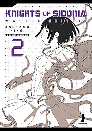 Knights of Sidonia, Master Edition Vol 1,2  VERTICAL COMICS