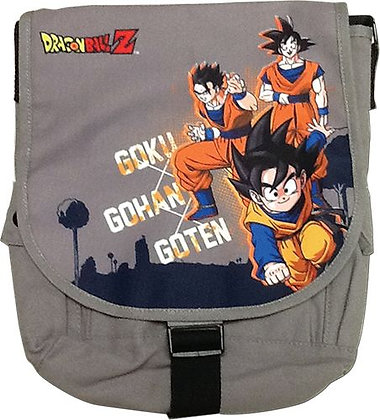 Bag: Dragon Ball - Goku, Gohan & Goten Messenger