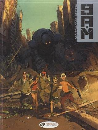 After Man (SAM) Paperback – January 16, 2015 by Richard Marazano  (Author), Shan