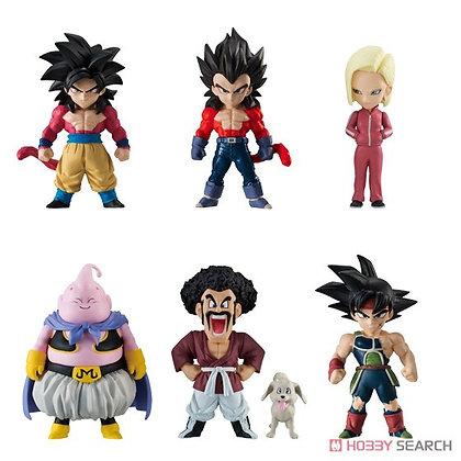 Bandai Set of 6 Dragon Ball Advarge 7  (Shokugan)