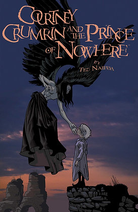 Courtney Crumrin and the Prince of NowherePaperback – December 10, 2008  byTed