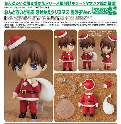 Nendoroid More Christmas Set Male Ver.