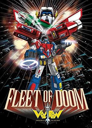 Voltron: Fleet of Doom Jack Angel (Actor), Peter Cullen (Actor), Franklin Cofod