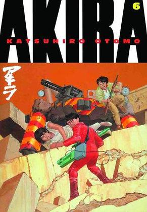 Akira GN VOL 1,2,3,4,5,6 (Manga)