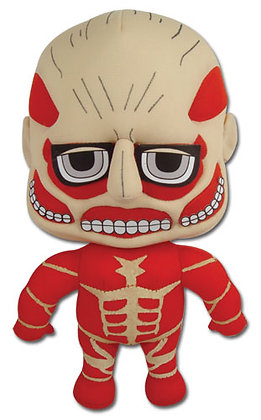 ATTACK ON TITAN - TITAN PLUSH 8''