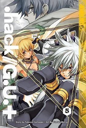 DOT HACK SIGN GU GN VOL 05 TOKYOPOP (W) Tatsuya Hamazaki (A/CA) Yuzuka Morita