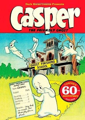 CASPER FRIENDLY GHOST 60TH ANNIV HC (C: 0-1-2) DARK HORSE COMICS CASPER THE FRIE