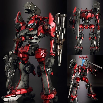 Armored Core Nine Breaker - Figutto Mechanicals Nineball