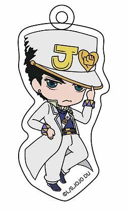 """JoJo's Bizarre Adventure -Part IV-"" Acrylic Key Chain 3 Kujo Jotaro"