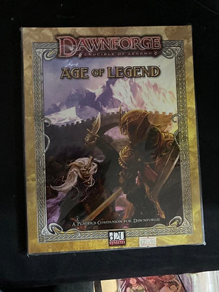 Dawnforge: Age of Legend Paperback – March 16, 2004 by Various (Author)
