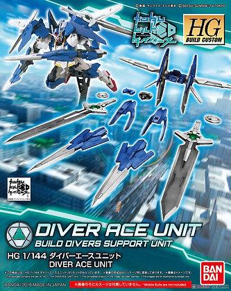 Diver Ace Unit (HGBC) (Gundam Model Kits)