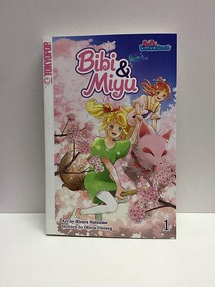 BIBI & MIYU MANGA GN VOL 1 MangaPaperback – Illustrated, August 18, 2020