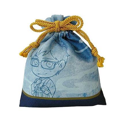 "Chara Forme ""Blue Exorcist: Kyoto Impure King Arc"" Kinchaku Collection Okumura Y"