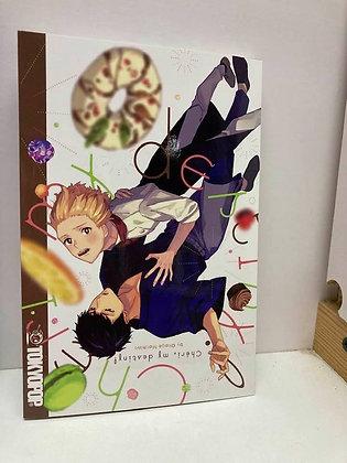 """CHERI MY DESTINY Trade Paperback  (Manga) TOKYOPOP (W/A) Okoge Mochino """"My choco"""