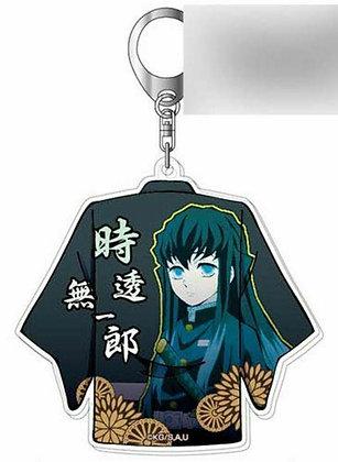 Acrylic Key Ring Demon Slayer: Kimetsu no Yaiba Vol.2 07 Tokito Muichiro AK
