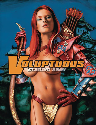 CLAUDIO ABOY VOLUPTUOUS SC (MR) SQP ART BOOKS (A) Claudio Aboy When it comes to