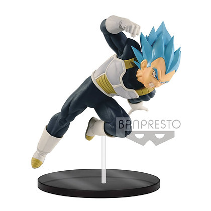 DRAGONBALL SUPER MOVIE ULT SOLDIERS SS GOD VEGETA Figure-