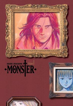 Naoki Urasawa MONSTER TP VOL 1,4,5,6,7,8,9