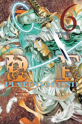 PLATINUM END GN VOL 1,2 Manga (Books) VIZ MEDIA LLC (W) Tsugumi Ohba (A/CA) Take