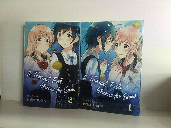 A Tropical Fish Yearns for Snow, Vol. 1,2  (Manga) Paperback – Illustrated,